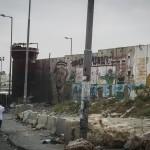 Ramallah Grenze