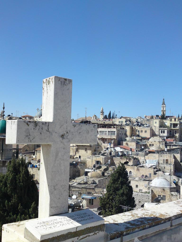 A: Jerusalem Altstadt